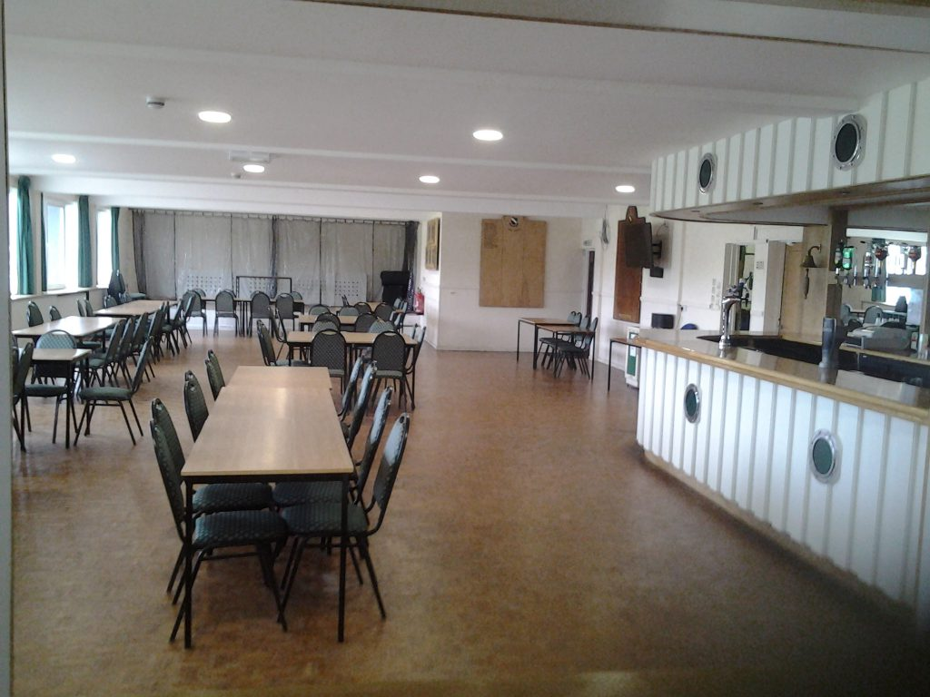 Hayle RFC Function Room