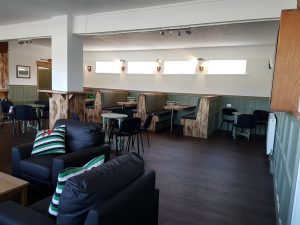 Room hire lounge Hayle RFC